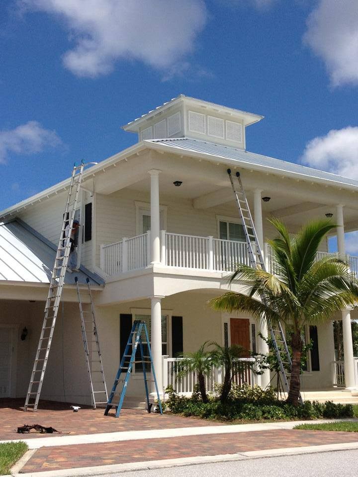 Seamless Gutters Palm Beach Gutter Installation Repair