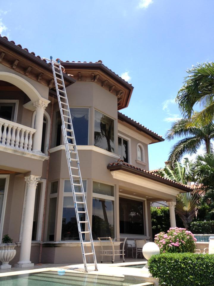 Gutters in Boca Raton, FL