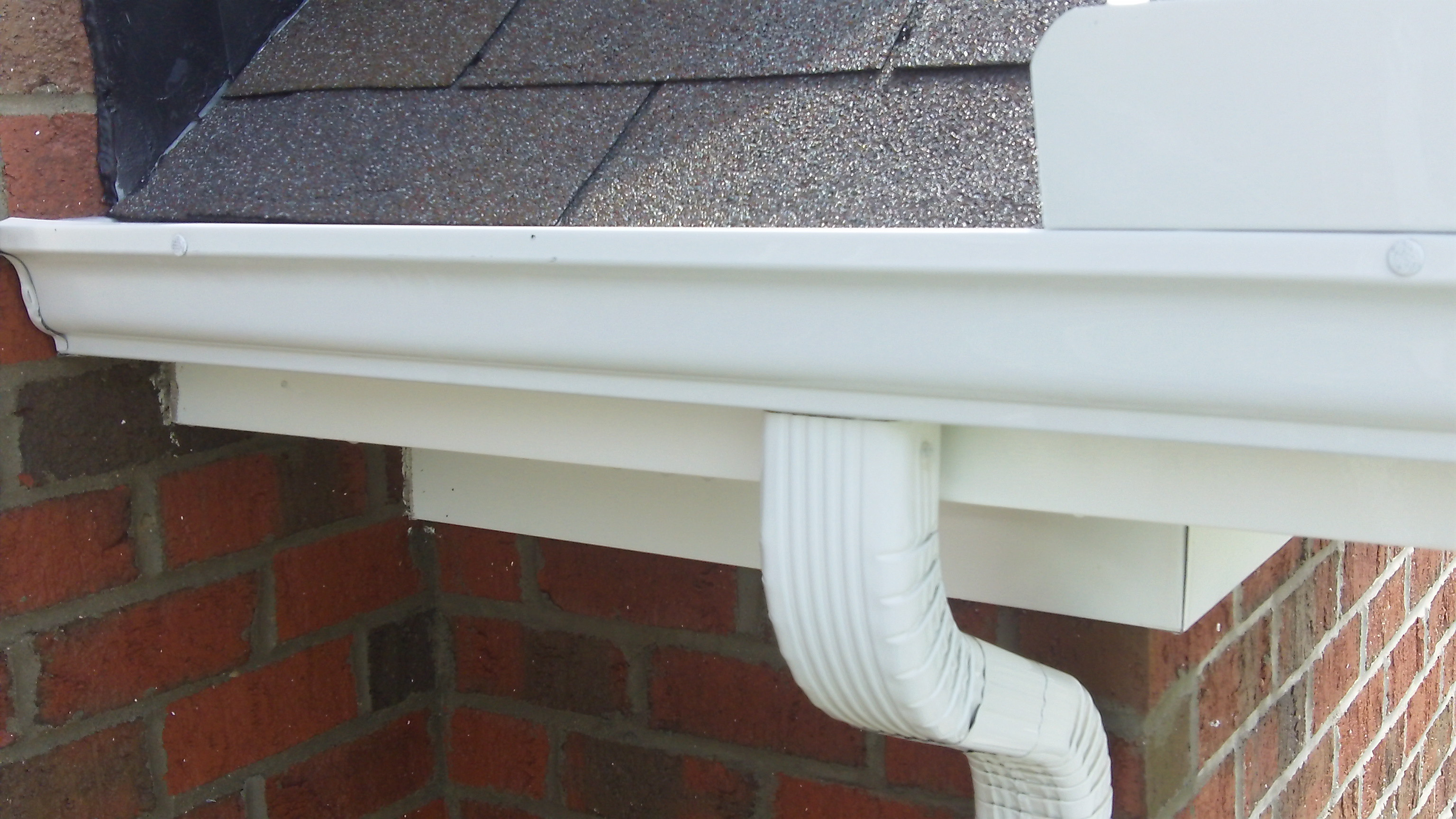What are gutters for Does a house need gutters
