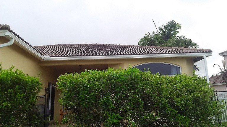 Gutters Prevent Damage to Property