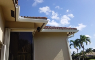 seamless gutters palm beach