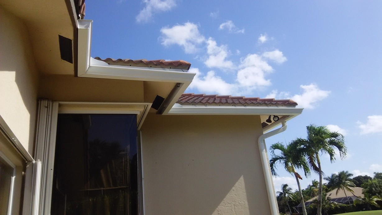 different types of home gutter systems