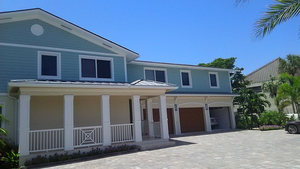 Gutters Protect Foundation Palm Beach