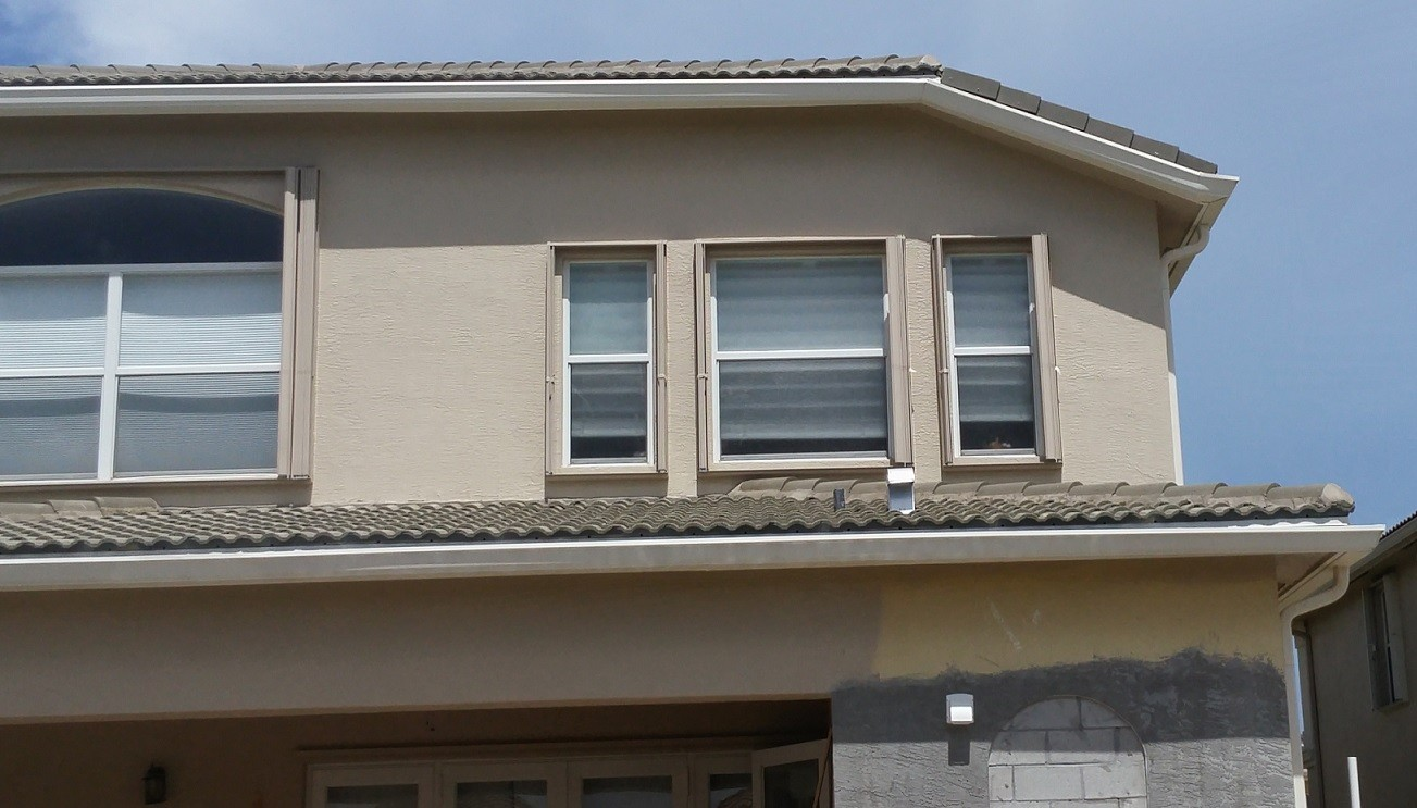 Defective Gutters Palm Beach Need to be Replaced or Repaired
