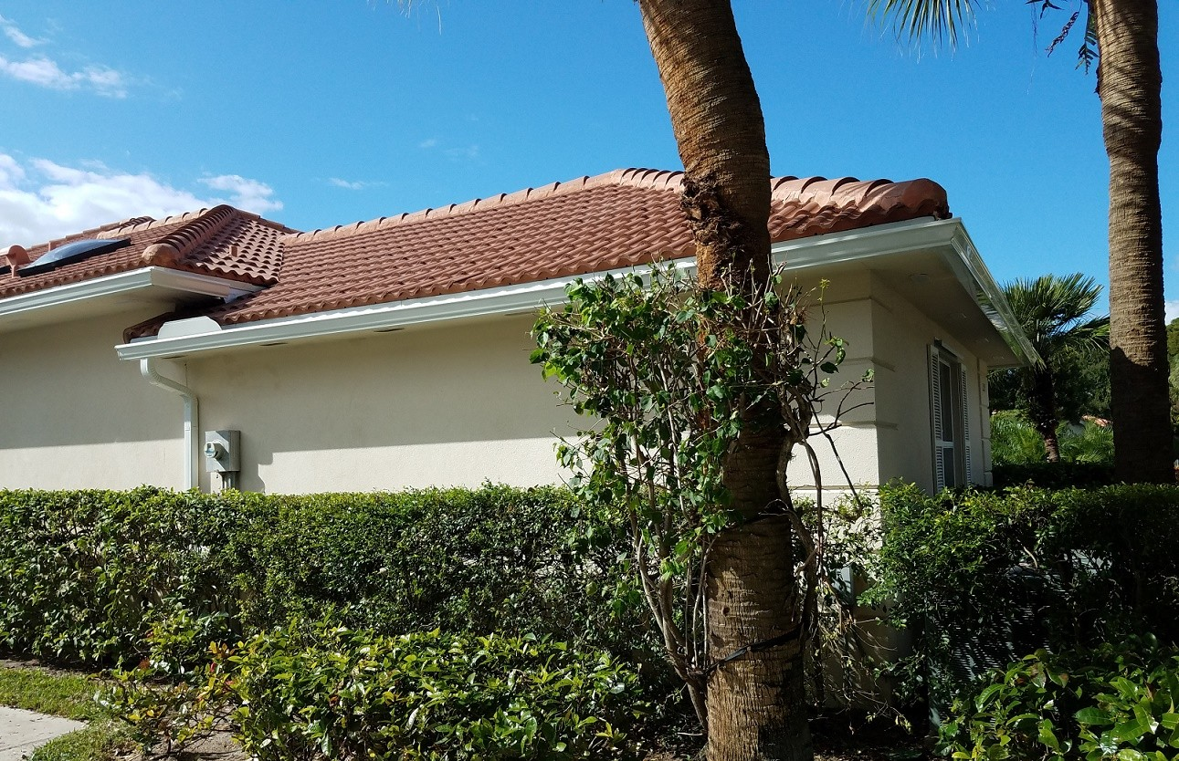 Installing Gutters Helps Improve The Appearance