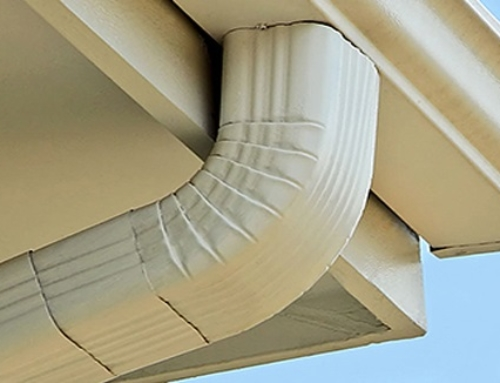 Copper Gutters Vs Aluminum Galvanized Steel And Vinyl