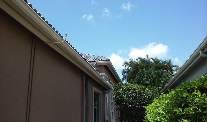 repair or replace gutters