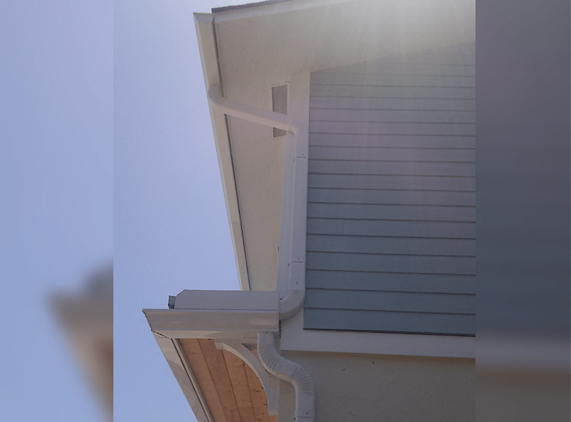 Maintaining Your Downspout