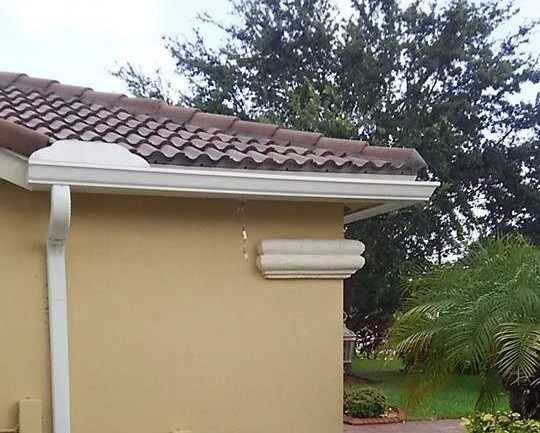 Seamless Gutters Hobe Sound