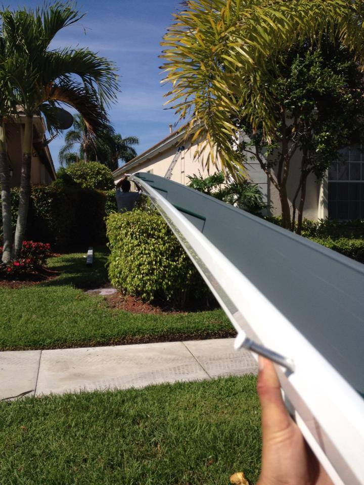 gutter installation Ocean Breeze