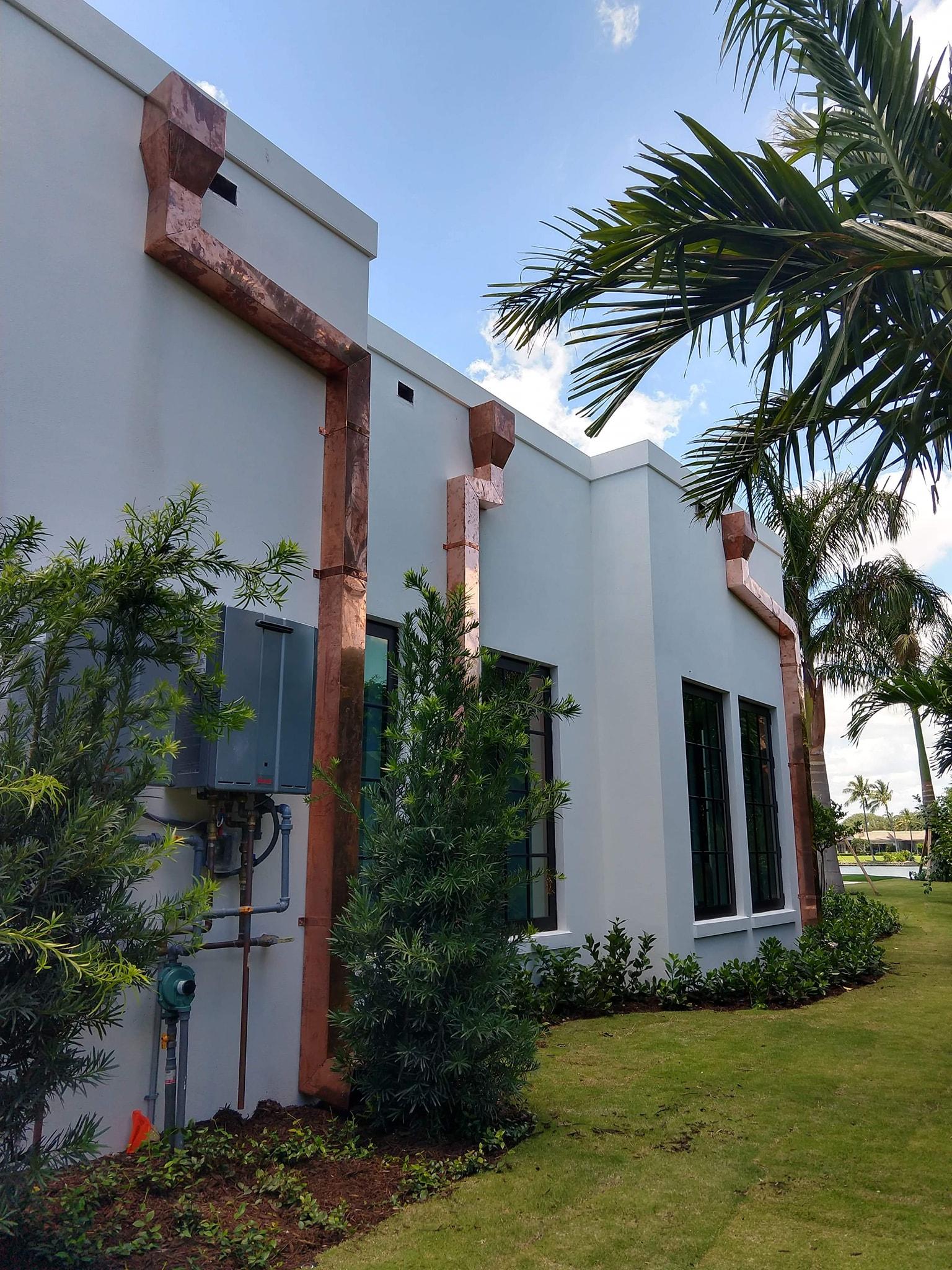 gutter installation Palm Beach Shores