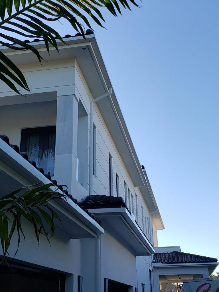 gutter repair Palm Beach