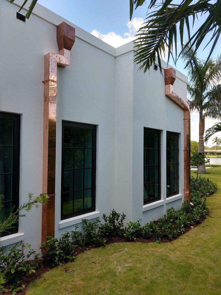 gutter cleaning Cabana Colony