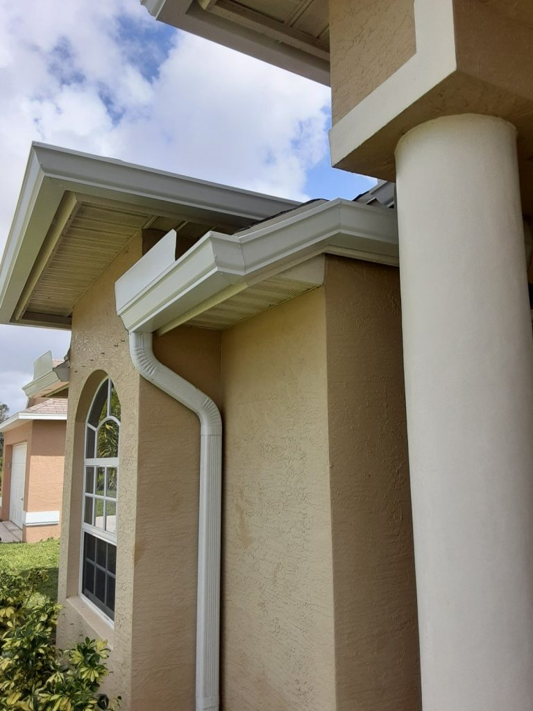 gutter cleaning Cloud Lake